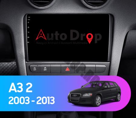 Navigatie Android Audi A3 PX6 | AutoDrop.ro [16]