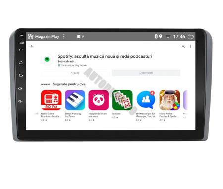 Navigatie Android Audi A3 PX6 | AutoDrop.ro [14]