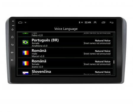 Navigatie Android Audi A3 PX6 | AutoDrop.ro [7]