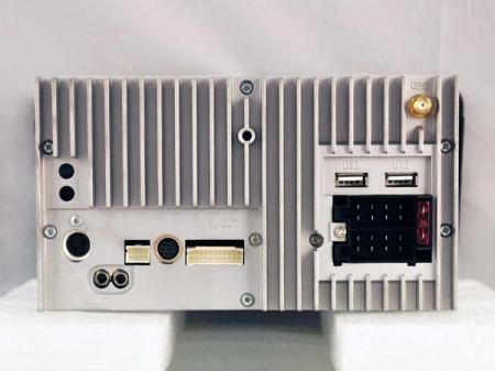 Navigatie Audi A3, Android 9, OCTACORE|PX5| / 4GB RAM cu 64GB ROM cu DVD , 7 Inch - AD-BGWAUDIA3P521