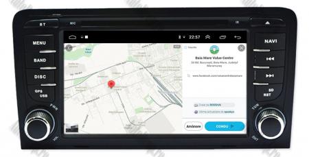 Navigatie Audi A3 4GB RAM si 64GB ROM | AutoDrop.ro [12]