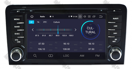Navigatie Audi A3 4GB RAM si 64GB ROM | AutoDrop.ro [3]