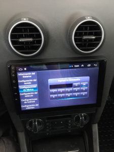 Navigatie Audi A3/ S3/ RS3, Android 9.1, QUADCORE|MTK| / 2GB RAM + 32 ROM, 9 Inch - AD-BGPAUDIA32GB15