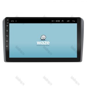 Navigatie Audi A3/ S3/ RS3, Android 9.1, QUADCORE|MTK| / 1GB RAM + 16 ROM, 9 Inch - AD-BGPAUDIA31GB11