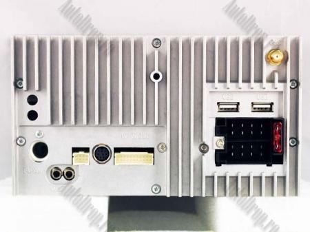 Navigatie Audi A4 (B6, B7), Android 10, Octacore|PX5| / 4GB RAM + 64GB ROM cu DVD, 7 Inch - AD-BGWAUDIA4P516