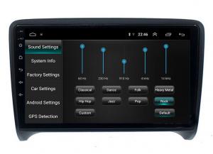 Navigatie Audi TT, Android 9.1, QUADCORE|MTK| / 1GB RAM + 16 ROM, 9 Inch - AD-BGPAUDITTMTK5