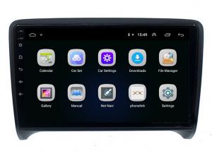 Navigatie Audi TT, Android 9.1, QUADCORE|MTK| / 1GB RAM + 16 ROM, 9 Inch - AD-BGPAUDITTMTK3