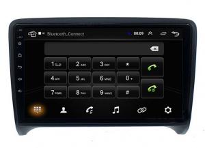 Navigatie Audi TT, Android 9.1, QUADCORE|MTK| / 1GB RAM + 16 ROM, 9 Inch - AD-BGPAUDITTMTK6