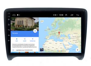 Navigatie Audi TT, Android 9.1, QUADCORE|MTK| / 1GB RAM + 16 ROM, 9 Inch - AD-BGPAUDITTMTK11