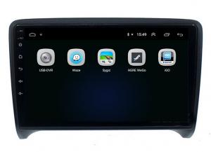 Navigatie Audi TT, Android 9.1, QUADCORE|MTK| / 1GB RAM + 16 ROM, 9 Inch - AD-BGPAUDITTMTK4