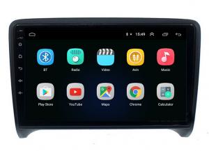 Navigatie Audi TT, Android 9.1, QUADCORE|MTK| / 1GB RAM + 16 ROM, 9 Inch - AD-BGPAUDITTMTK2