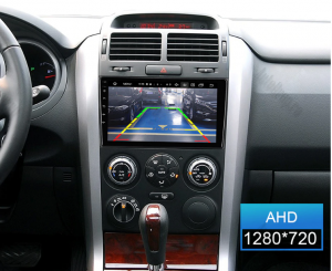 Navigatie Suzuki Grand Vitara 2005-2015, Android 9.1, QUADCORE|MTK| / 1GB RAM + 16 ROM, 9 Inch - AD-BGPVITARA9MTK1GB13