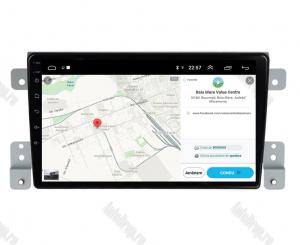 Navigatie Suzuki Grand Vitara 2005-2015, Android 9.1, QUADCORE|MTK| / 1GB RAM + 16 ROM, 9 Inch - AD-BGPVITARA9MTK1GB6