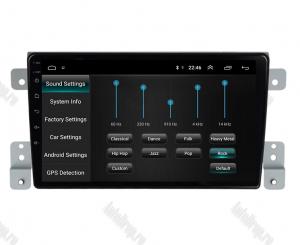 Navigatie Suzuki Grand Vitara 2005-2015, Android 9.1, QUADCORE|MTK| / 1GB RAM + 16 ROM, 9 Inch - AD-BGPVITARA9MTK1GB11
