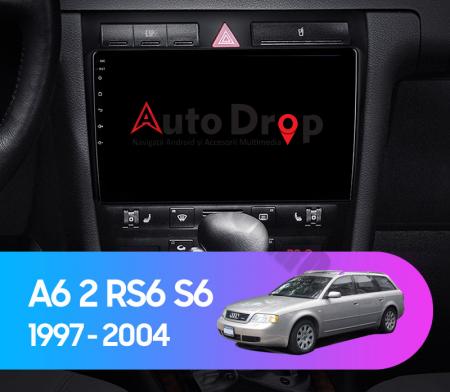 Navigatie Android Audi A6 PX6 | AutoDrop.ro [17]