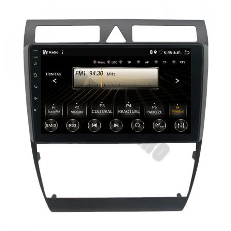 Navigatie Android Audi A6 PX6 | AutoDrop.ro [8]