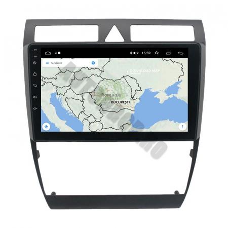 Navigatie Android Audi A6 PX6 | AutoDrop.ro [12]