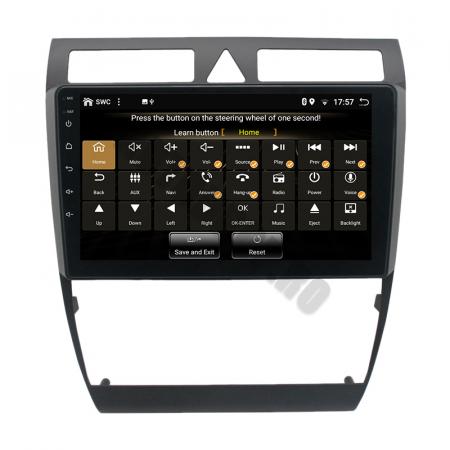Navigatie Android Audi A6 PX6 | AutoDrop.ro [5]