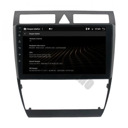 Navigatie Android Audi A6 PX6 | AutoDrop.ro [9]