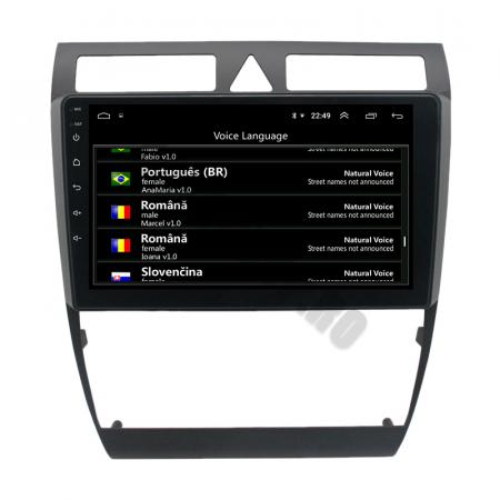Navigatie Android Audi A6 PX6 | AutoDrop.ro [6]