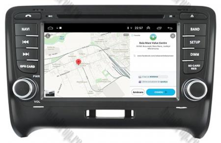Navigatie Auto GPS Audi TT 4GB+64GB | AutoDrop.ro [11]