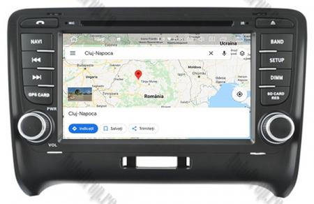Navigatie Auto GPS Audi TT 4GB+64GB | AutoDrop.ro [12]