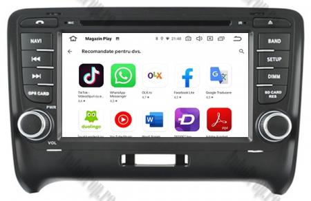 Navigatie Auto GPS Audi TT 4GB+64GB | AutoDrop.ro [10]