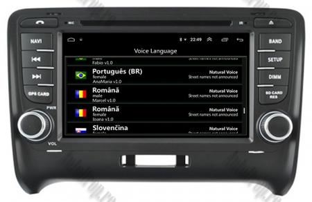 Navigatie Auto GPS Audi TT 4GB+64GB | AutoDrop.ro [9]