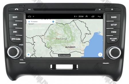 Navigatie Auto GPS Audi TT 4GB+64GB | AutoDrop.ro [13]
