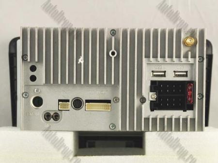 NAVIGATIE AUDI TT (2006-2012), ANDROID 9, Quadcore|PX30| / 2GB RAM + 16GB ROM CU DVD, 7 INCH - AD-BGWAUDITTP320