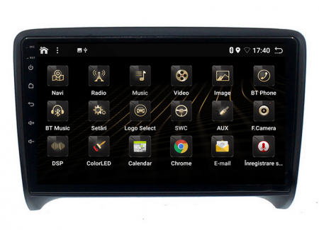 Navigatie Android Audi tt PX6 | AutoDrop.ro [4]