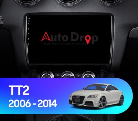Navigatie Dedicata Audi TT 9 Inch Android | AutoDrop.ro [16]