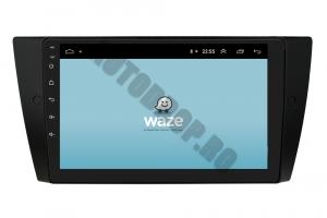 Navigatie BMW Seria 3 E90, E91, E92, QUADCORE|MTK| / 1GB RAM + 16 ROM, 9 Inch - AD-BGPE9X9MTK11