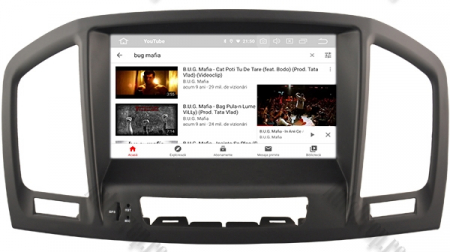 Navigatie Opel Insignia 2008-2011, Android 9, Octacore|PX5|/ 4GB RAM si 64GB ROM cu DVD, 8 Inch - AD-BGWOPLINSGP510