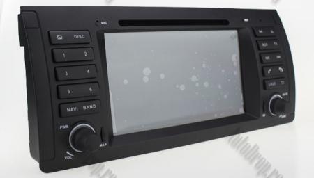 Navigatie BMW E39/E53, Android 10, Octacore|PX5|/ 4GB RAM + 64GB ROM, 7 Inch - AD-BGWBMWE397P516