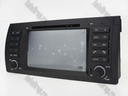 Navigatie BMW E39/E53, Android 10, Octacore|PX5|/ 4GB RAM + 64GB ROM, 7 Inch - AD-BGWBMWE397P517