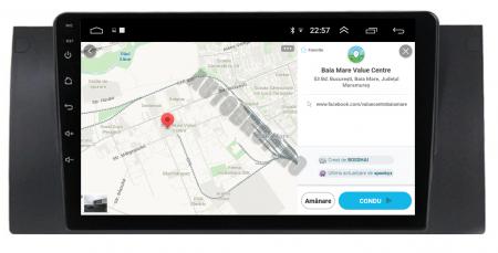 Navigatie BMW E39/E53 Ecran de 9Inch | AutoDrop.ro [11]