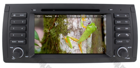 Navigatie BMW E39/E53, Android 9, QUADCORE|PX30|/ 2GB RAM + 16GB ROM, 7 Inch - AD-BGWBMWE397P39