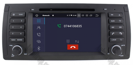 Navigatie BMW E39/E53, Android 9, Octacore|PX5|/ 4GB RAM + 64GB ROM, 7 Inch - AD-BGWBMWE397P54