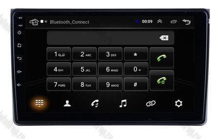 Navigatie Audi A4(B6/B7) / Seat Exeo, Android 9.1, QUADCORE|MTK| / 1GB RAM + 16 ROM, 9 Inch - AD-BGPAUDIA41GB5
