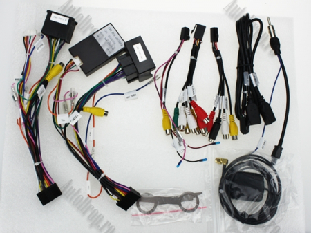 Navigatie BMW E46/M3, Android 10, Quadcore|PX30|/ 2GB RAM + 16GB ROM cu DVD, 7 Inch - AD-BGWBMWE467P319