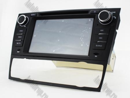 Navigatie BMW Seria 3 E90/E91/E92/E93, Android 9, Octacore|PX5|/ 4GB RAM si 64GB ROM, 7 Inch - AD-BGWBMWE90LP520
