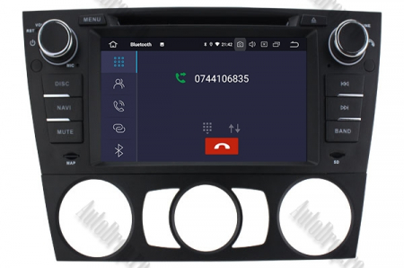 Navigatie BMW Seria 3 E90/E91/E92/E93, Android 9, Octacore|PX5|/ 4GB RAM si 64GB ROM, 7 Inch - AD-BGWBMWE90LP54