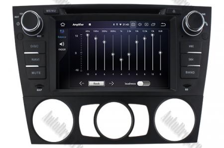 Navigatie BMW Seria 3 E90/E91/E92/E93, Android 9, Octacore|PX5|/ 4GB RAM si 64GB ROM, 7 Inch - AD-BGWBMWE90LP57