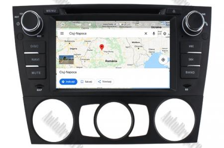 Navigatie BMW Seria 3 E90/E91/E92/E93, Android 9, QUADCORE|PX30|/ 2GB RAM si 16GB ROM, 7 Inch - AD-BGWBMWE90LP313