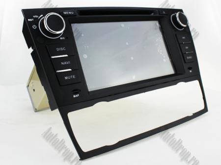 Navigatie BMW Seria 3 E90/E91/E92/E93, Android 9, QUADCORE|PX30|/ 2GB RAM si 16GB ROM, 7 Inch - AD-BGWBMWE90LP316