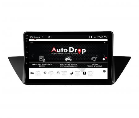 Navigatie Android 10 BMW X1 PX6 | AutoDrop.ro [8]