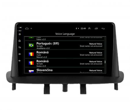 Navigatie Android Renault Megane 3 2GB | AutoDrop.ro [9]