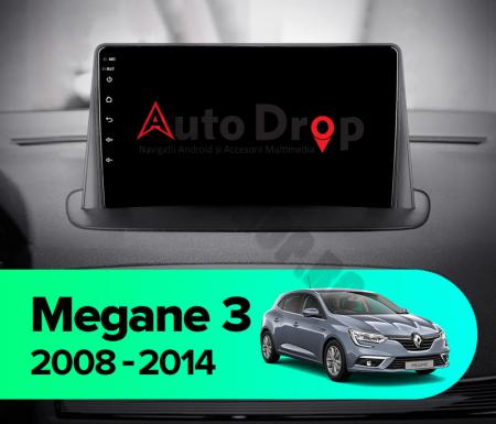 Navigatie Android Renault Megane 3 2GB | AutoDrop.ro [15]