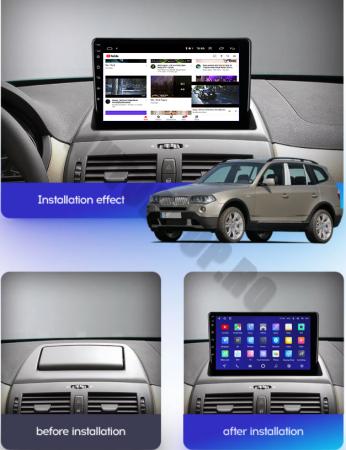 Navigatie Android BMW X3 E83 PX6 | AutoDrop.ro [15]
